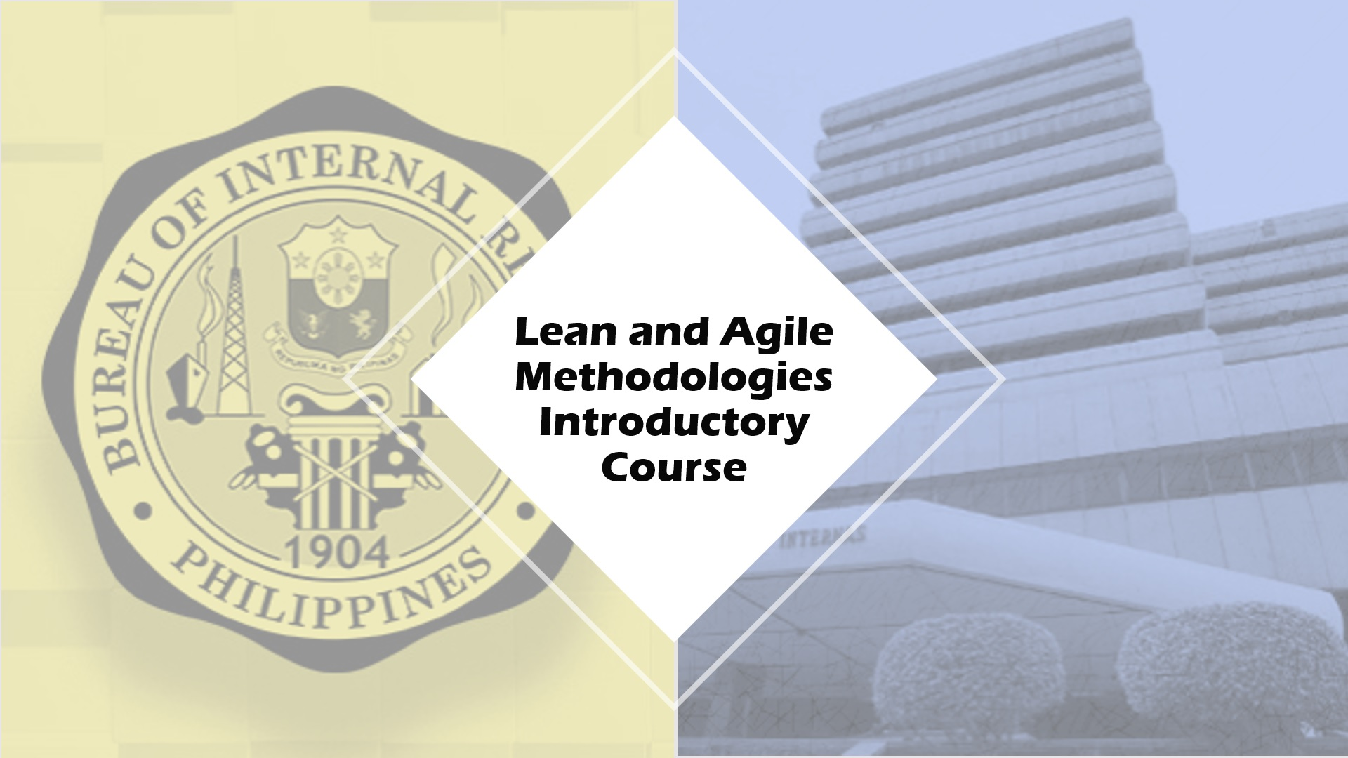 Lean and Agile Methodologies Introductory Course (Batch 3)
