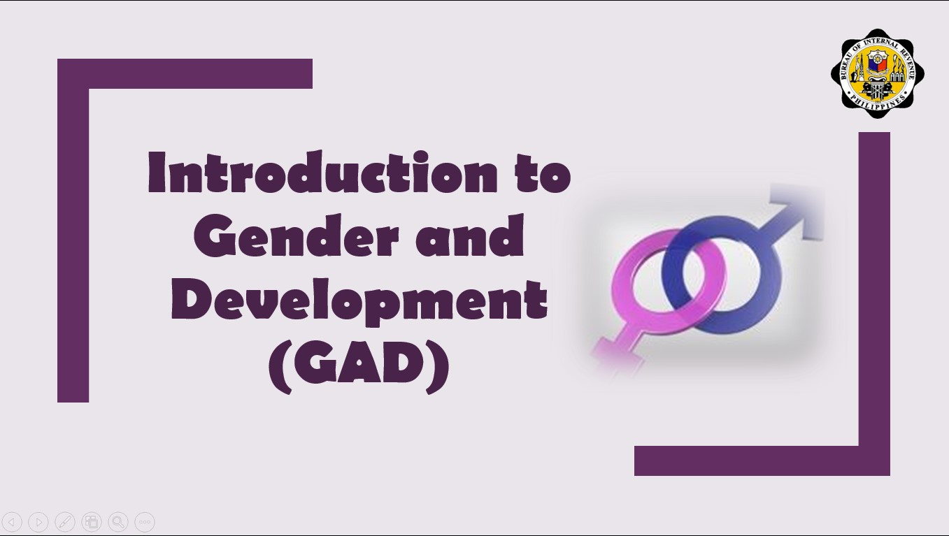 Introduction to Gender and Development (Batch 3)